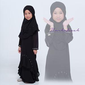 JANNAH KIDS (BLACK)