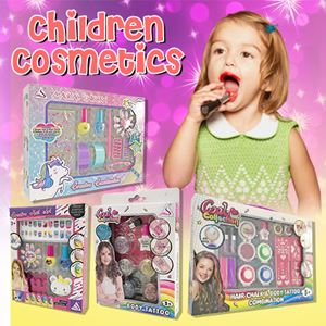 CHILDREN COSMETIC PLAYSET