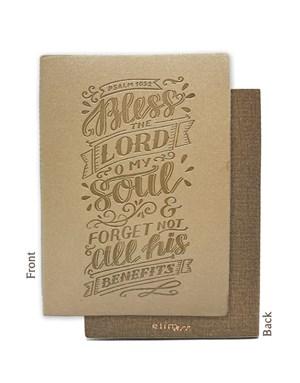 Lux-Leather 2 Tone Flex Journals