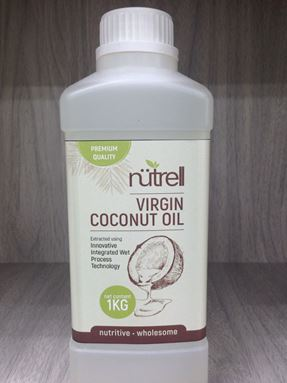 Virgin Coconut Oil 1 Liter