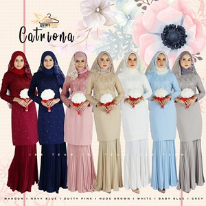 CATRIONA EXCLUSIVE KURUNG