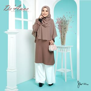 DE'ANNE VARIETY WEAR (BROWN)