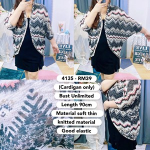 4135 * Ready Stock * Bust Unlimited