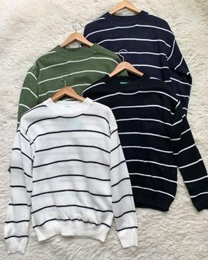 Hadfah stripe knit
