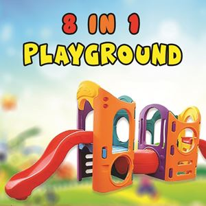 8 in 1 Playground
