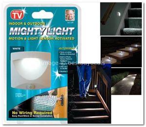 mighty light (lampu sensor)