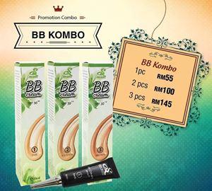 Promo 3 BB CREAM RM145