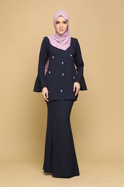 ZARRA - BLUE BLACK (ADULT)