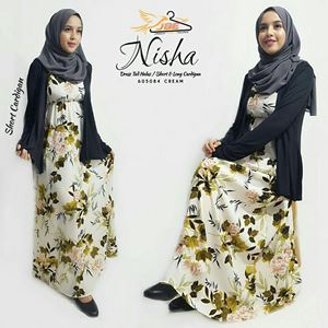 NISHA ( SHORT CARDIGAN )