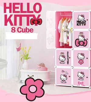 HELLO KITTY 8C DIY WARDROBE (KT8)