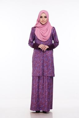Baju Kurung Melissa (KM107) -Size XS, S, M, XL ONLY available