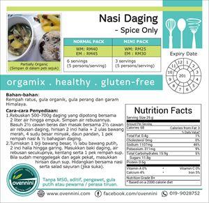 Nasi Daging Mix