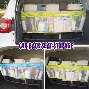 CAR BACK SEAT STORAGE N01055
