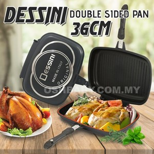 Dessini Double Sided Pan 36CM ETA 10 AUG 20