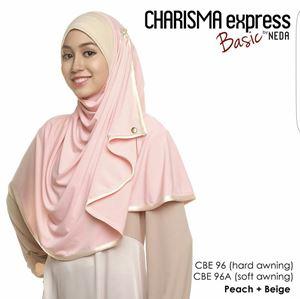 Charisma Basic (Peach + Beige) Hard Awning