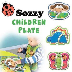 SOZZY CHILDREN PLATE