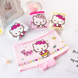 Hello Kitty Girls Panties 4pcs/set - 05