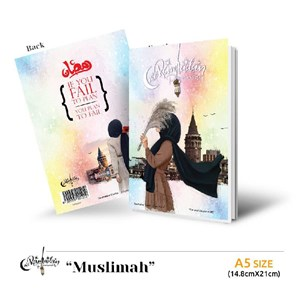 RAMADHAN PLANNER - MUSLIMAH
