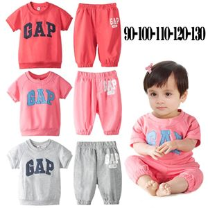 GAP SET ( GREY / PINK ) SIZE 90 - 130