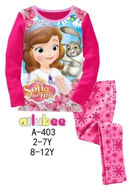 @  A-403 AILUBEE SLEEPWEAR ( SOFIA ) SZ 5Y