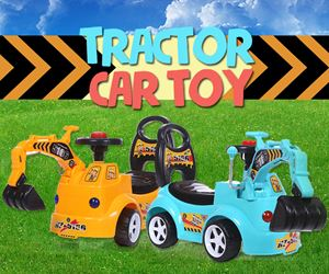 Tractor Car Toy