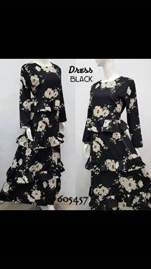 DRESS 6054#