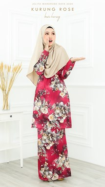 BASIC KURUNG ROSE IN RAFEAH