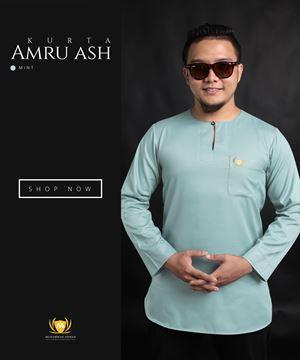 KURTA AMRU ASH (MINT)