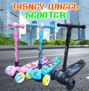 Disney Wheel Scooter