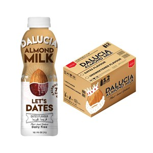 Dates Almond Milk 1000ml (CARTON)