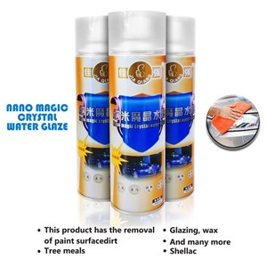 NANO MAGIC CRYSTAL WATER GLAZE