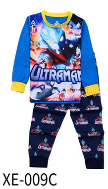 XE-009C 'Ginga' KIDS PYJAMAS (2T-7T)