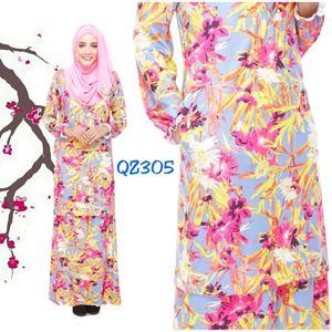 CLEARANCE Qissara Zara QZ305 (Size XS , L, XL)