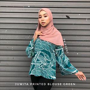 JUWITA PRINTED BLOUSE