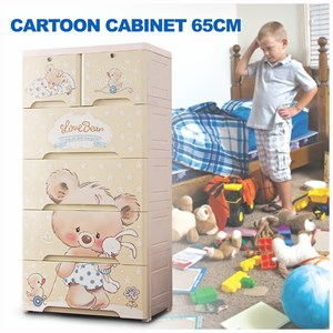 CARTOON CABINET 65CM