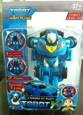 Toys - Tobot Y