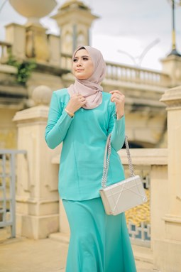 AURA KURUNG MINT GREEN