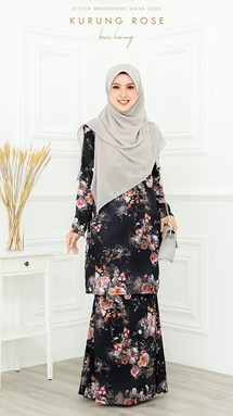 BASIC KURUNG ROSE IN KALSUM