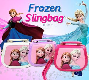 Frozen Slingbag