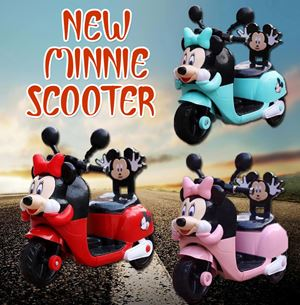 New Minnie Scooter