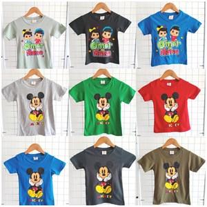 T shirt Omar Hana/ Mickey ( size 2-8y)