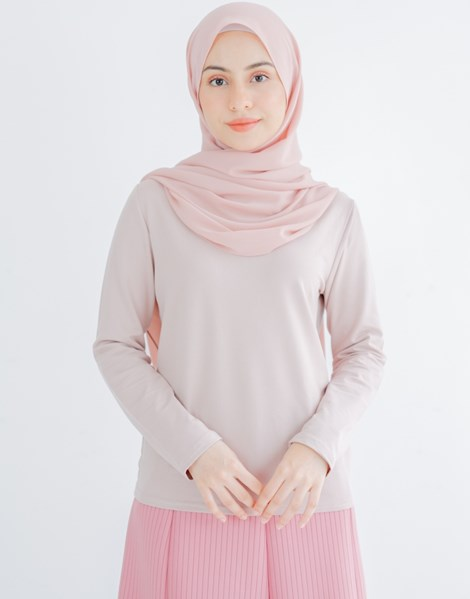 HAZEL TURTLENECK INNER IN TAN