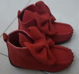 RED RIBBON SHOES