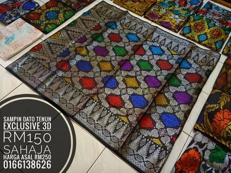SM3D-71- SAMPIN DATO TENUN EXCLUSIVE 3D