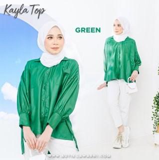 KAYLA TOP GREEN