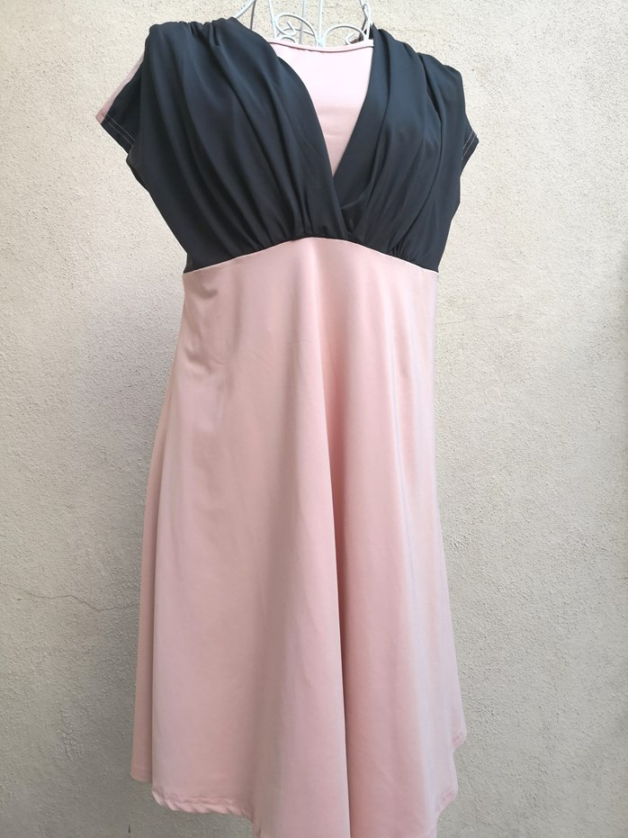 4e05e62460124 Dolly Night Dress ( Nursing & Maternity Friendly), Kod D4 | Qissara