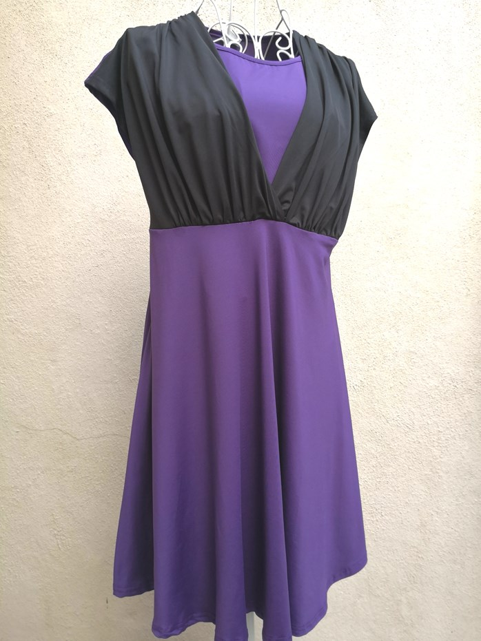 615af892581fe Dolly Night Dress ( Nursing & Maternity Friendly), Kod D7 | Qissara