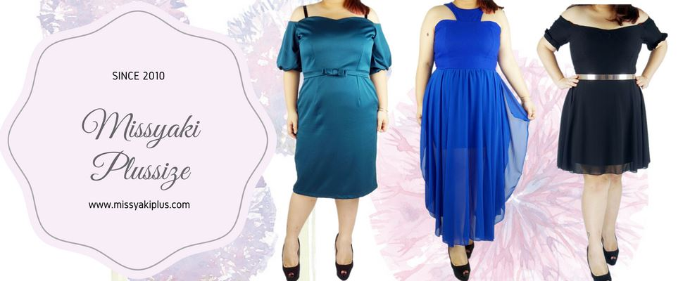 Missyakiplus Malaysia Online Boutique For Plus Size From Uk14 Up